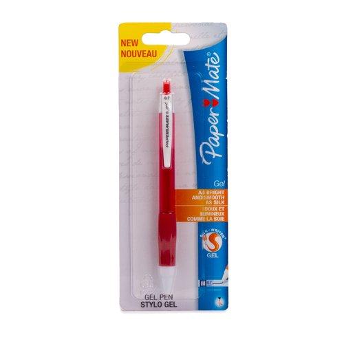 """Гелевая ручка """"PM Gel"""", красная"""