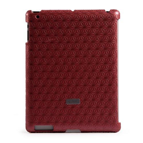 Чехол для iPad Embossed красный чехол speck iguy для ipad pro 9 7 красный 77641 b104