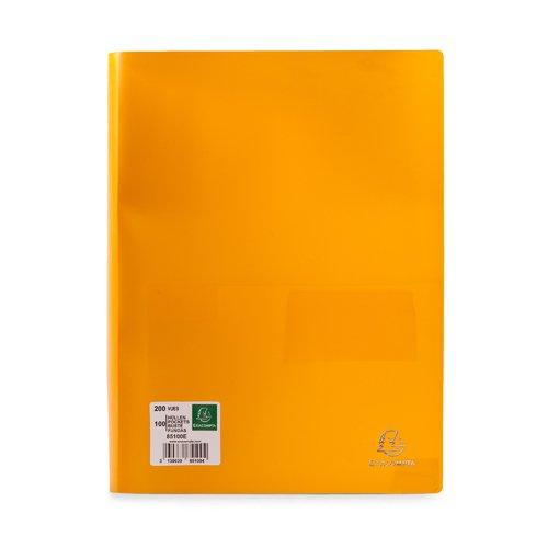 Папка с файлами А4 100 карманов