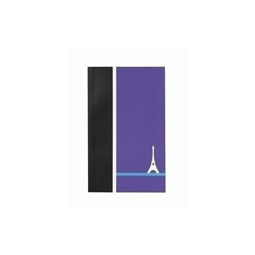 Блокнот Gustave Pocket, пурпур gustave dore