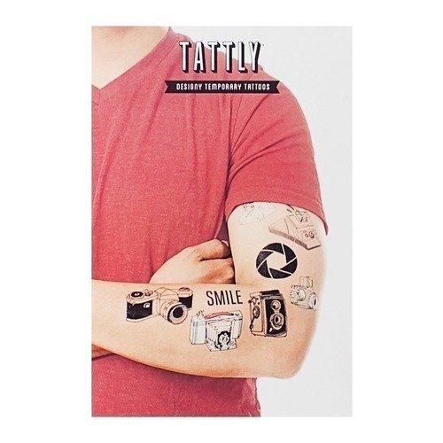 """Татуировки переводные """"Photography Set"""""""