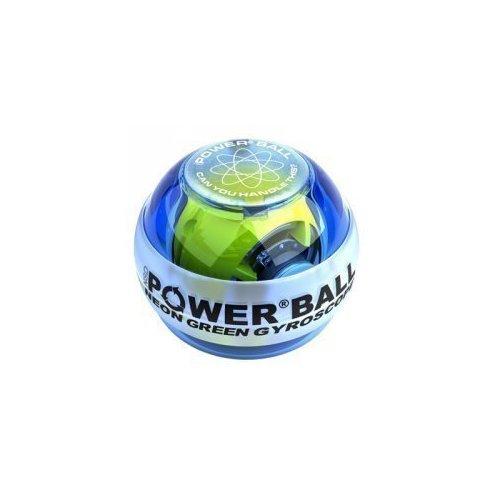 """Кистевой тренажер """"250 Hz Neon Green"""" тренажер кистевой powerball 250 hz pro pb 688c green"""