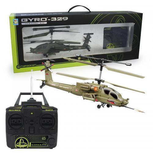 Фото - Радиоуправляемый вертолет 329 игрушка 1toy gyro 109 вертолет с гироскопом т52819