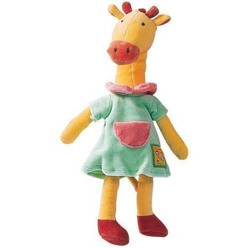 Мягкая игрушка Жираф, 32 см пледы little me жираф 80х90 см