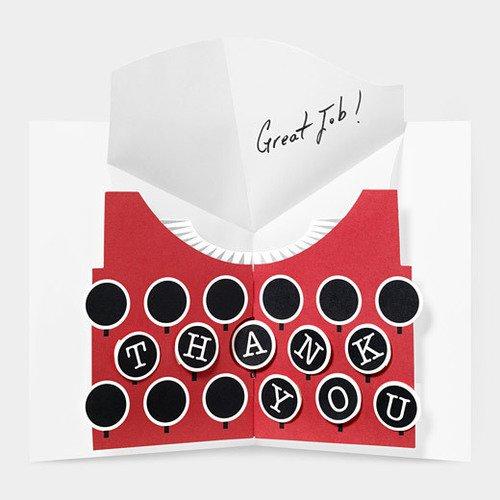 "Набор открыток ""Sabuda Pop-Up Typewriter"""