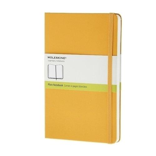 Записная книжка нелинованная Classic желтая Pocket записная книжка нелинованная pocket лайм