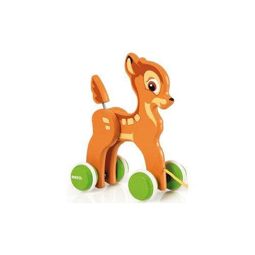 """Каталка """"Олененок Бемби"""" игрушки для ванны огонек игрушка олененок бемби"""
