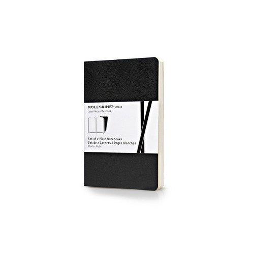 """Записная книжка нелинованная """"Volant"""" Pocket, 192 стр., 2 шт."""