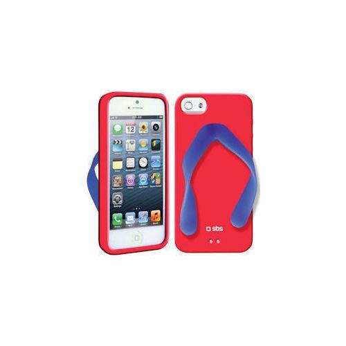 """Чехол для iPhone 5 """"Вьетнамка"""" красный чехол для iphone x sbs teimpactipxt"""