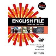 English File 3 ed. Elementary DVD
