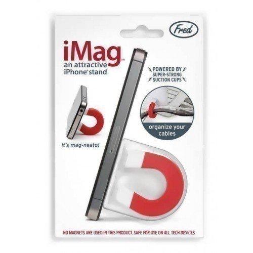 """Подставка для мобильного телефона """"Magnet"""", красная"""