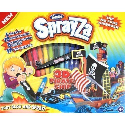Набор для творчества Пиратский корабль stikbot tst623p стикбот набор пиратский корабль