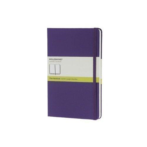 Записная книжка нелинованная Classiс фиолетовая Pocket записная книжка нелинованная pocket лайм