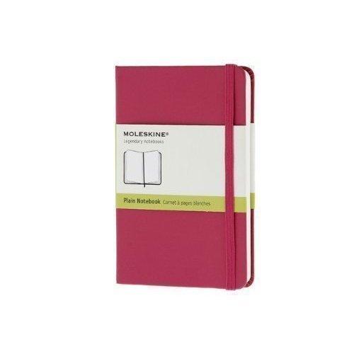 Записная книжка нелинованная Classic розовая Pocket записная книжка нелинованная pocket лайм