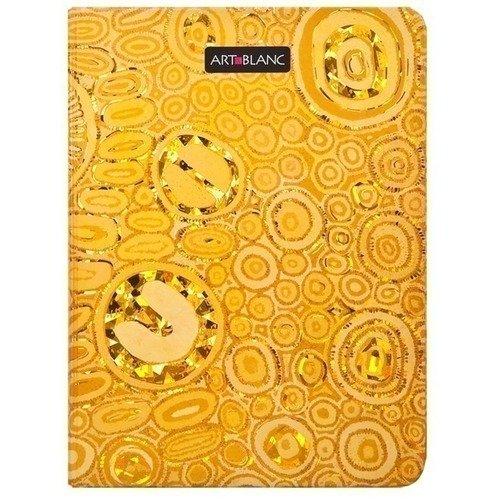 Дизайнерская тетрадь алфавитка «Australia», желтая
