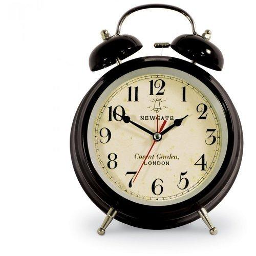 Будильник Covent Garden, черный будильник gipfel 17 11 5 6 см