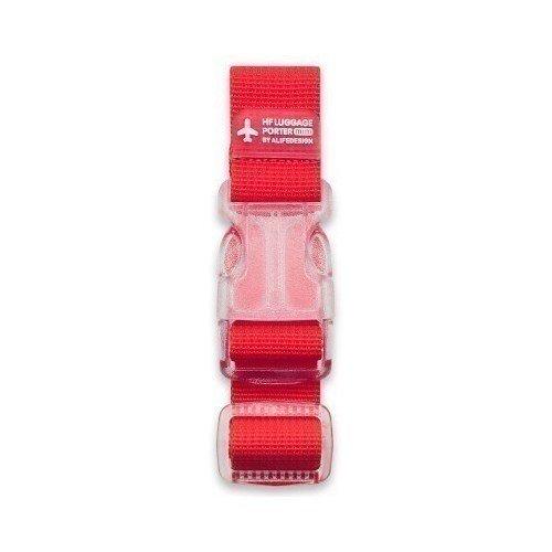 "Ремень для багажа ""HF Luggage Porter Мini"", красный"