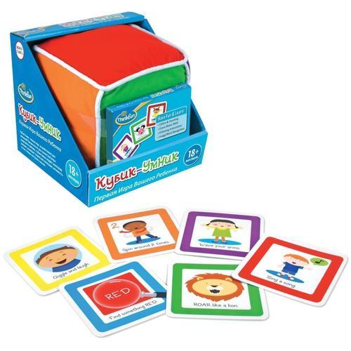Купить Кубик Умник , ThinkFun, Игры для детей