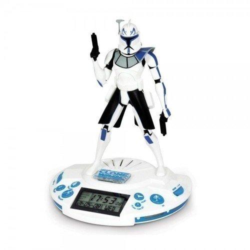 """Часы-будильник с радио """"Clone Trooper Alarm Clock"""""""