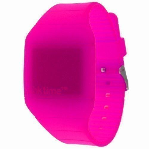 Часы наручные Blink Time, розовые blink contacts lubricant eye drops 10 ml 3 pack