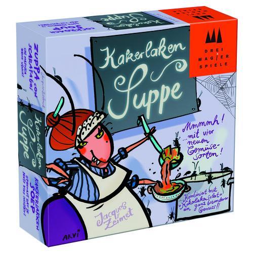 Настольная игра Суп с тараканами можно ли беременным щавелевый суп