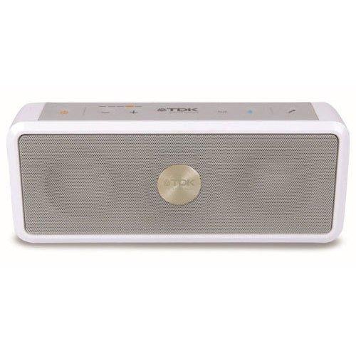 Акустическая беспроводная система Portable Speaker A33 EA White Bluetooth белая mp 05 portable 3w 2 ch bluetooth v2 0 speaker w suction cup pink white