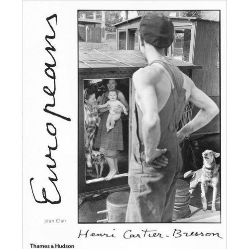 цена Henri Cartier-Bresson. Europeans онлайн в 2017 году