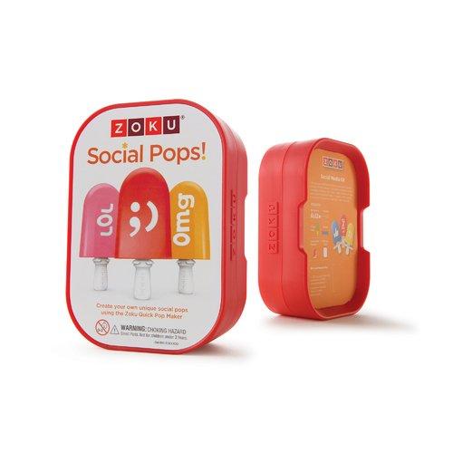 Набор аксессуаров для мороженицы Quick Pop Tools