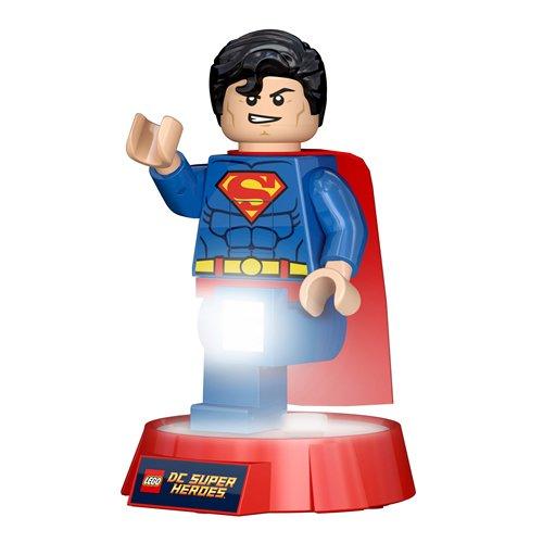 Ночник DC Super Heroes Superman фонарик ночник lego cragger