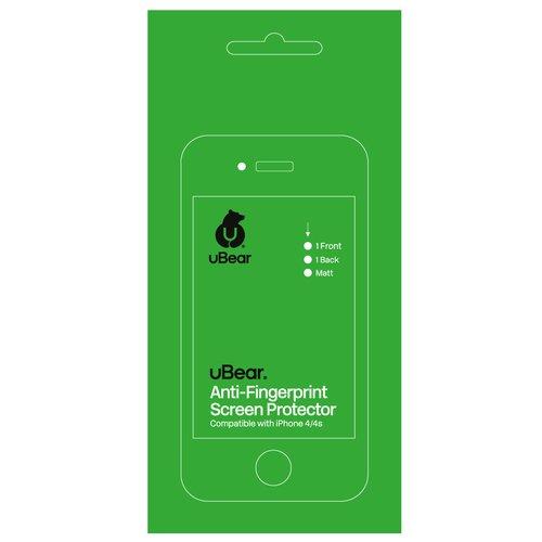 все цены на Защитная пленка для iPhone 4/4s, матовая онлайн
