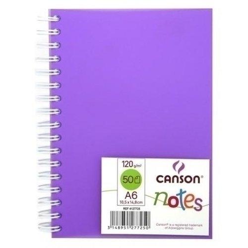"""Блокнот для графики """"Notes"""" А6, 50 листов, 120 г/м2, 10,5 х 14,8 см"""