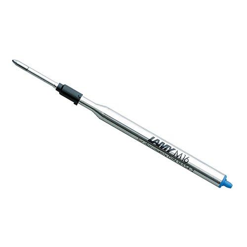 Стержень для шариковой ручки М16 синий lamy карандаш механический al star цвет серый металлик