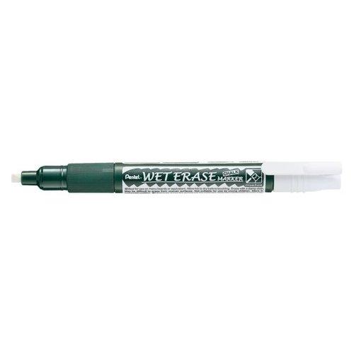 Маркер на водной основе Wet Erase Marker, белый мел жидкий белый wet erase smw56 w