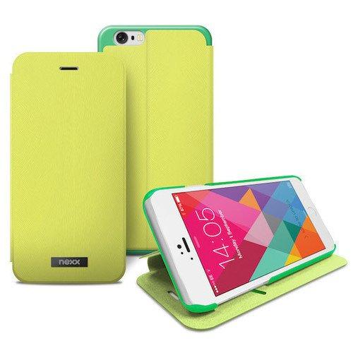 "Чехол для iPhone 6 ""Marylebone"" желтый nexx red square moscow чехол для iphone 6 gold"