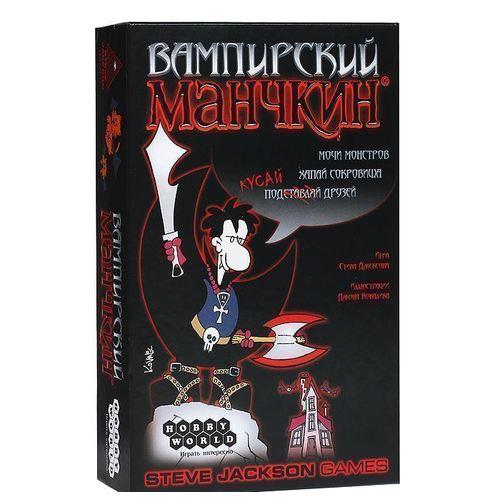 цена на Настольная игра Вампирский Манчкин