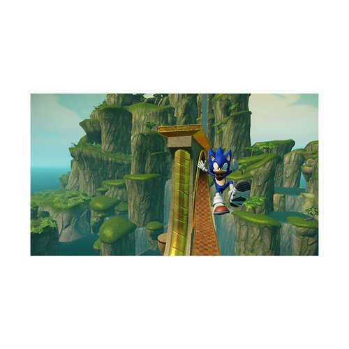 Игра Wii U Sonic Boom. Rise of Lyric