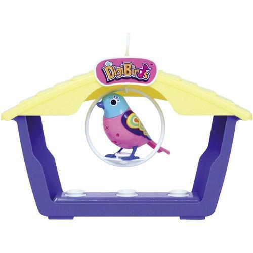 Большой дом для птиц digibirds интерактивная игрушка птичка lacy