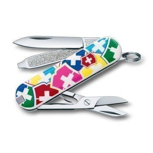 Нож-брелок разноцветный VX Colors 2pcs yaesu fnb 80li lithium ion battery for yaesu vx7r vx 5 vx 5r vx 5r vx 6r vx 6e vx 7r vxa 700 vxa 7 radio 1500mah
