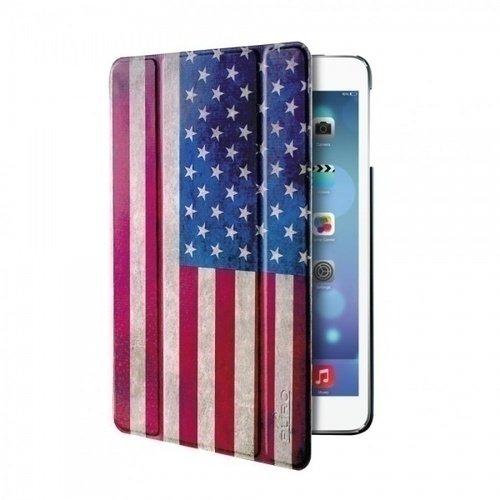 Чехол Zeta Slim Case для iPad Air разноцветный protective flip open pu leather pc case w stand hand strap for ipad air deep pink