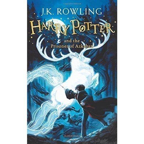 лучшая цена Rowling J. Harry Potter And The Prisoner Of Azkaban