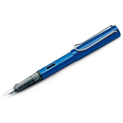 Ручка перьевая 028 Al-Star, синяя, 0,7 мм lamy ручка перьевая al star синяя цвет корпуса зеленый толщина f