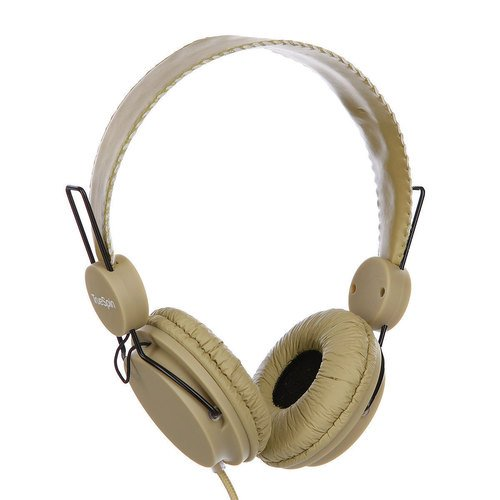 "лучшая цена Наушники ""Basic Headphone Beige"""