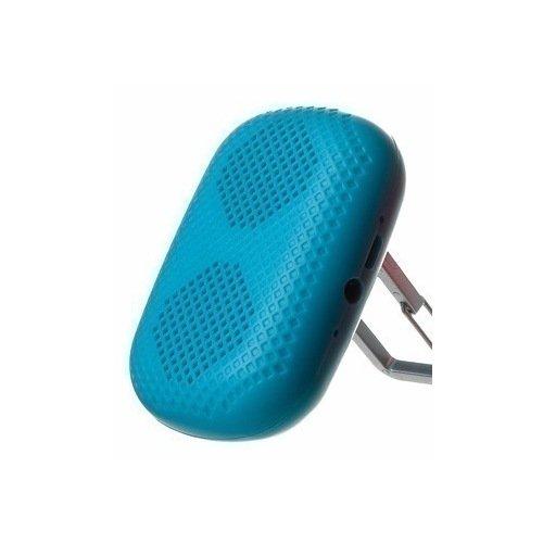 Портативная колонка PS-041 Вlue синяя цена