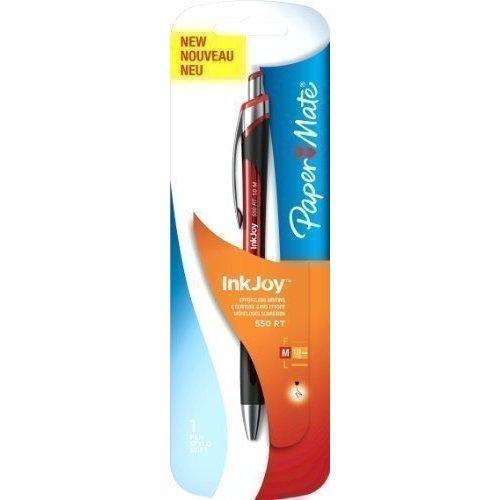 """Ручка шариковая """"Ink Joy 550"""", красная, 1,0 мм"""