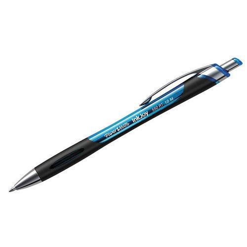 """Шариковая ручка с кнопочным механизмом """"Ink Joy 550"""" синяя 1,0"""