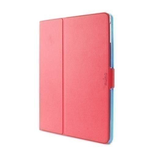 Чехол для iPad Air Bi-Color 360 розовый lichee pattern 360 degree rotation pu leather case stand w auto sleep cover for ipad air pink