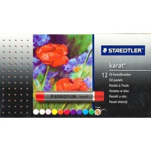 Масляная пастель Karat, 12 цветов цена
