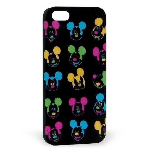 """Крышка задняя для iPhone 5 """"Микки"""" цветная"""