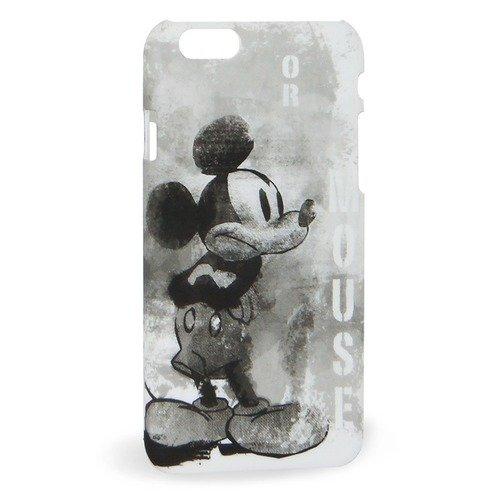 """Крышка задняя для iPhone 5 """"Микки"""" черная"""