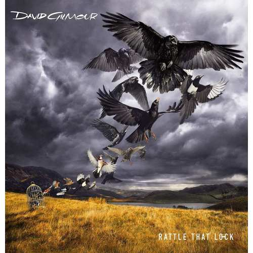 David Gilmour / Rattle That Lock david gilmour david gilmour rattle that lock 180 gr
